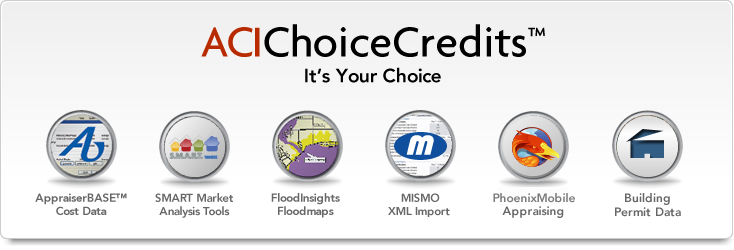 ACI ChoiceCredits™ - It's your choice
