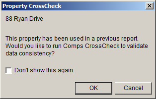 CrossCheck_Used